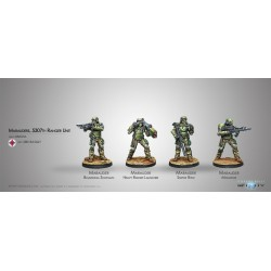 Marauders 5307th Ranger Unit