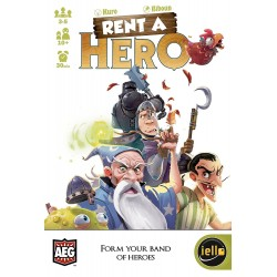 Rent-A-Hero Game