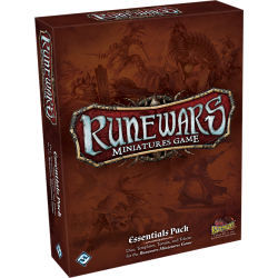 Runewars Miniatures Game Essentials Pack