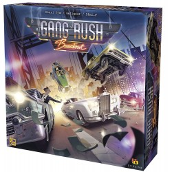 Gang Rush Board Game