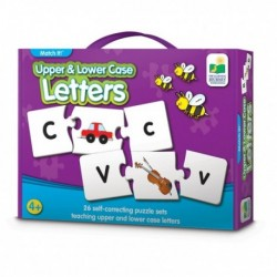 Match It - Upper and Lower Case Letters