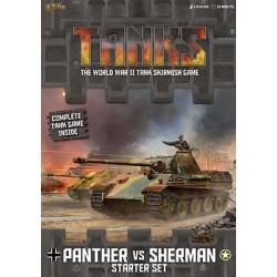 Panther vs Sherman Starter Box