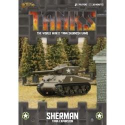 Sherman Tank Expansion