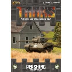 Pershing Tank Expasion