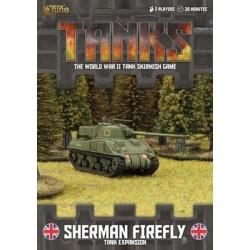 Sherman Firefly Tank Expansion