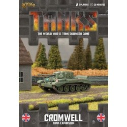 Cromwell Tank Expansion