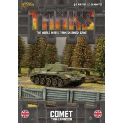 Comet Tank Expansion