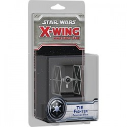 X-Wing Miniatures -  TIE Fighter Expansion Pack