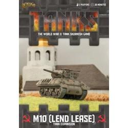 Soviet Lend Lease M10