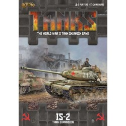 IS-2 Tank Expansion