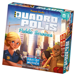 Quadropolis : Public Services