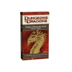 Three-Dragon Ante: Emperor's Gambit: A D&D Game
