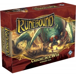 Caught in a Web - Runebound Expansion