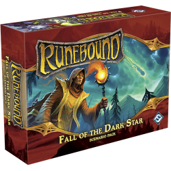Runebound 3rd Edition Expansion: Fall of the Dark Star
