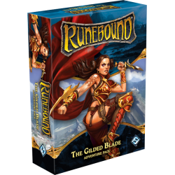 Runebound 3rd Edition Expansion: The Gilded Blade