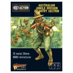 Australian Jungle Division Infantry Section