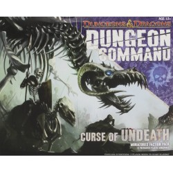 Dungeon and Dragons Command Curse of Undeath