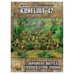 Japanese Battle Exoskeleton Squad