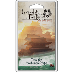 Into the Forbidden City