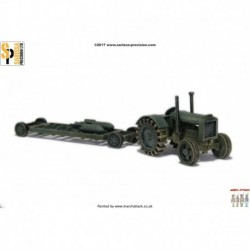 RAF Tractor & Trailer Set