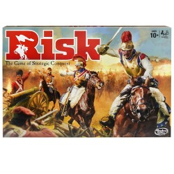 RISK Game, The Game of Strategic Conquest
