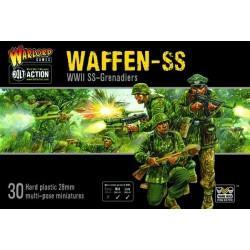 Waffen SS WWII SS-Grenadiers