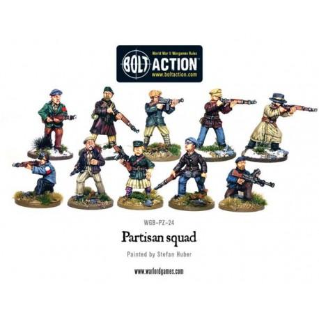Partisan Squad