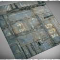 Wargames terrain mat – Space Hulk Mousepad 4x4