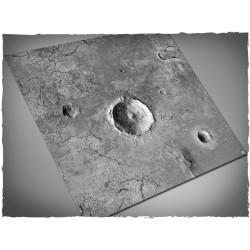 Wargames terrain mat – Asteroid Mousepad 4x4