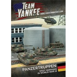 Panzertruppen - West German Briefings
