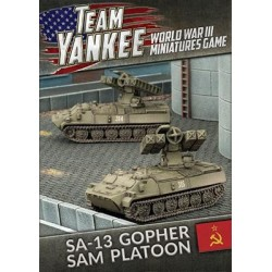 SA-13 Gopher SAM Platoon