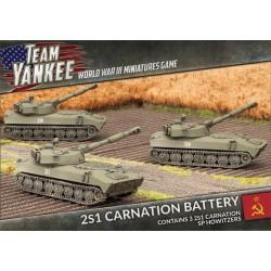 2S1 Carnation Battery