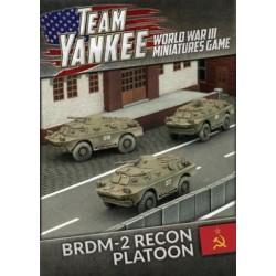 BRDM-2 Recon Platoon (x4)