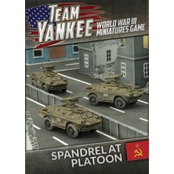 Spandrel Anti-tank Platoon (x3)