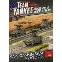 SA-9 Gaskin SAM Platoon (x4)