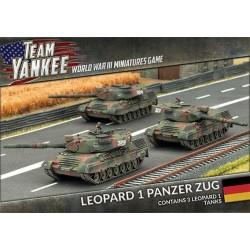 Leopard 1 Panzer Zug