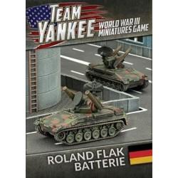 Roland Flarakpanzer Batterie