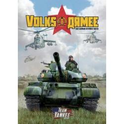 Volksarmee Hardback 32pg + 17 Cards