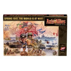 Axis & Allies Anniversary Edition Strategy Board Game