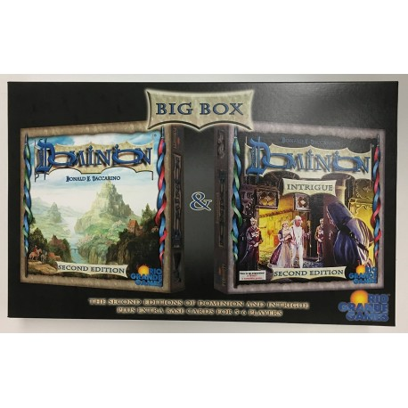 Dominion 2nd Edition Big Box Game