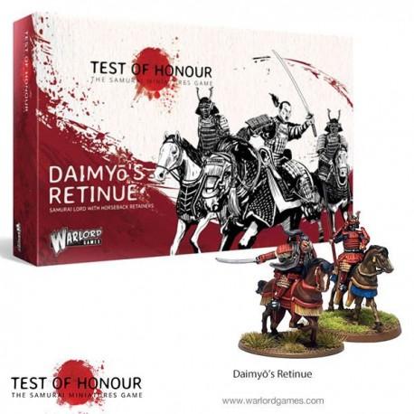 Daimyo's Retinue