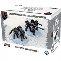 Heavy Antitank Grenadiers ( jagdgrenadier/ Laser jagdgrenadier)