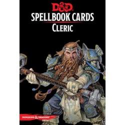 Spellbook Cards: Cleric Deck