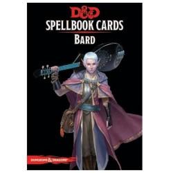 Spellbook Cards: Bard Deck