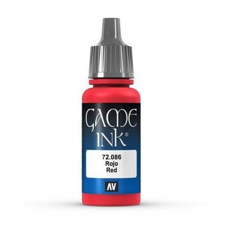 Ink Red