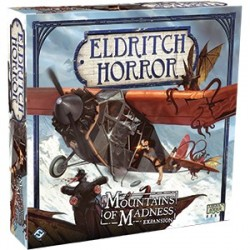 Eldritch Horror - Mountains of Madness