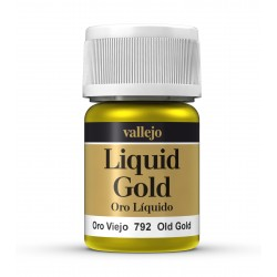 Vallejo Liquid Old Gold