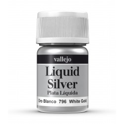 Vallejo Liquid White Gold