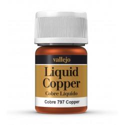 Vallejo Liquid Copper
