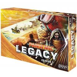 Pandemic LEGACY Season 2 Yellow Edition